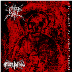 Review: TEMPLE OF BAAL / RITUALIZATION - The Vision Of Fading Mankind :: Klicken zum Anzeigen...