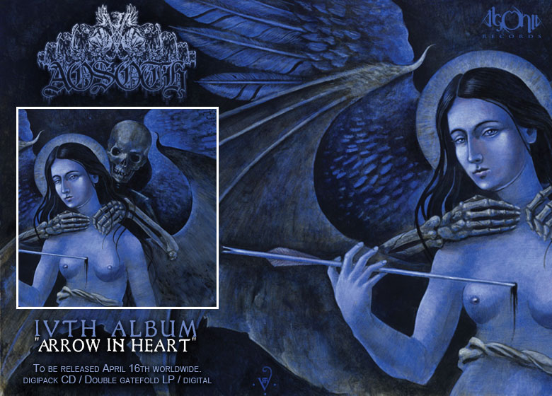 Arrow in Heart (digicd & double lp gatefold)